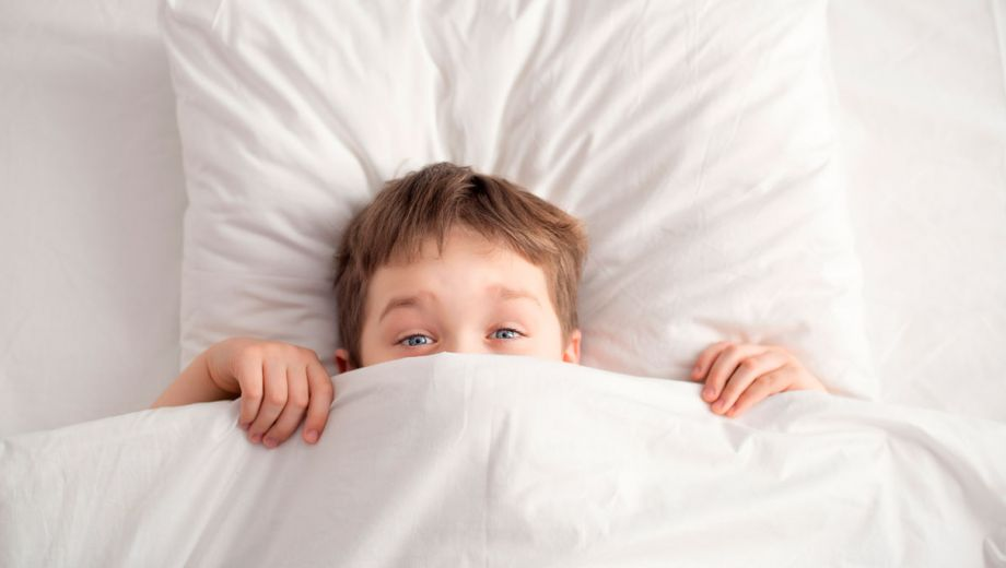 istock 84985991 large - Son sleeping bad because of nightmares